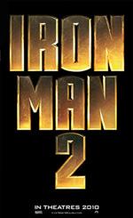Poster Iron Man 2  n. 2