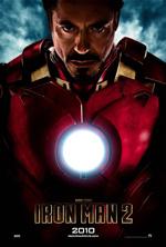 Poster Iron Man 2  n. 3