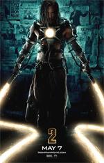 Poster Iron Man 2  n. 4
