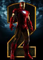 Poster Iron Man 2  n. 5