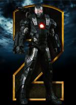 Poster Iron Man 2  n. 6