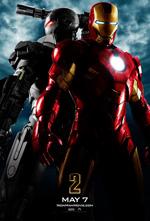 Poster Iron Man 2  n. 7
