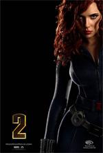 Poster Iron Man 2  n. 9