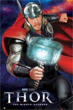 Poster Thor  n. 11