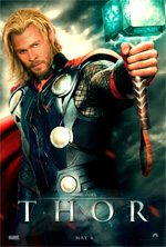 Poster Thor  n. 12