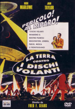 Poster La terra contro i dischi volanti  n. 0
