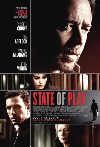 Locandina italiana State of Play