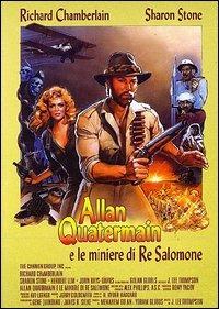 Locandina Allan Quatermain e le miniere di re Salomone