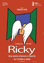 Poster Ricky - Una storia d'amore e libertà  n. 0
