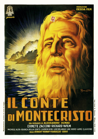 Poster Il conte di Montecristo [2]