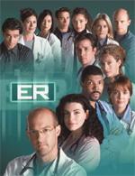 Locandina E.R.– Medici in prima linea