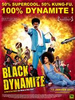 Poster Black Dynamite  n. 1