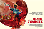 Poster Black Dynamite  n. 2