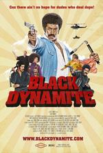 Poster Black Dynamite  n. 4