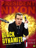 Poster Black Dynamite  n. 7