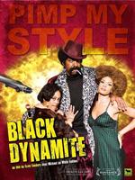 Poster Black Dynamite  n. 8