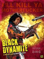 Poster Black Dynamite  n. 9