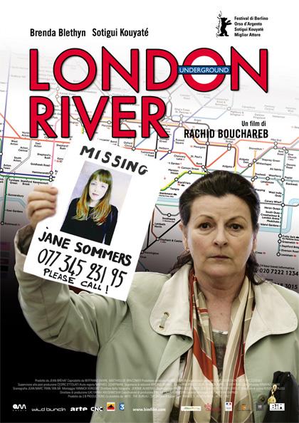 Locandina italiana London River