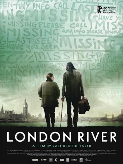 Poster London River