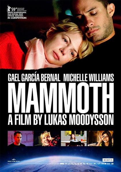 Locandina italiana Mammoth