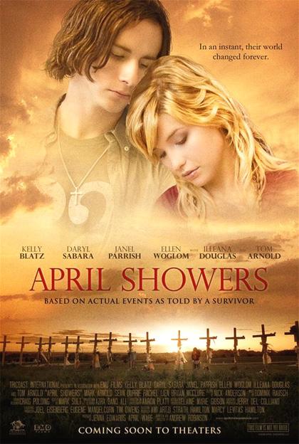 Locandina italiana April Showers