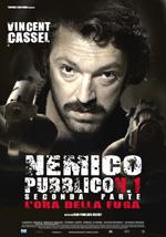 Poster Nemico Pubblico N. 1 - L'ora della fuga  n. 0