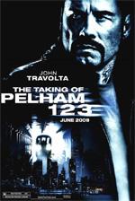 Poster Pelham 1-2-3: Ostaggi in metropolitana  n. 1