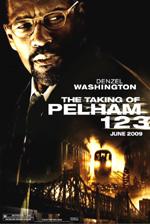 Poster Pelham 1-2-3: Ostaggi in metropolitana  n. 2