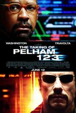 Poster Pelham 1-2-3: Ostaggi in metropolitana  n. 3