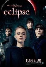 Poster The Twilight Saga - Eclipse  n. 4