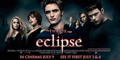Poster The Twilight Saga - Eclipse