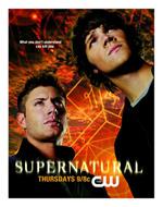 Poster Supernatural  n. 3