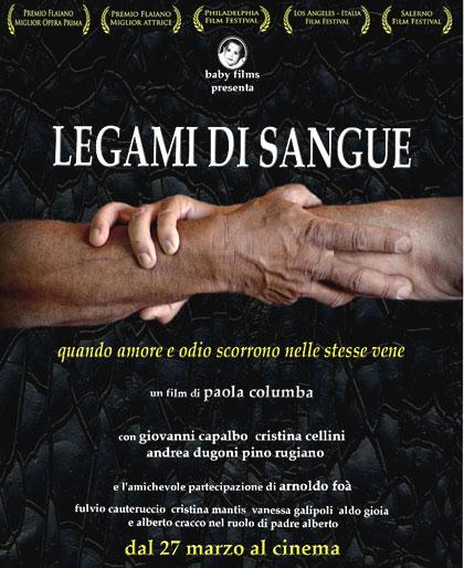Legami Di Sangue 2009 Mymovies It