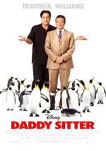Locandina Daddy Sitter