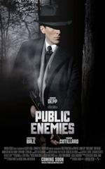 Poster Nemico Pubblico - Public Enemies  n. 2