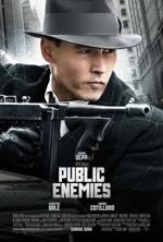 Poster Nemico Pubblico - Public Enemies  n. 3