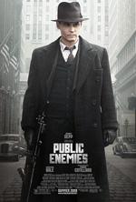 Poster Nemico Pubblico - Public Enemies  n. 5