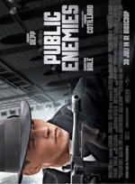 Poster Nemico Pubblico - Public Enemies  n. 6