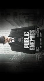 Poster Nemico Pubblico - Public Enemies  n. 7