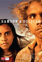 Locandina Samson and Delilah