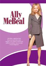 Locandina Ally McBeal