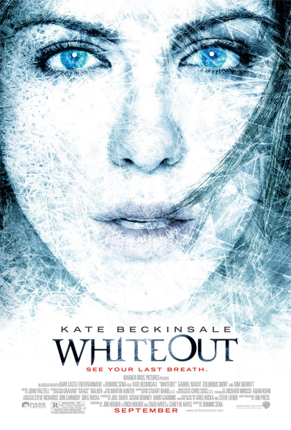 Poster Whiteout - Incubo Bianco