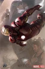 Poster The Avengers  n. 10