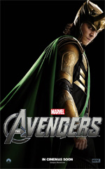 Poster The Avengers  n. 19