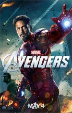 Poster The Avengers  n. 22