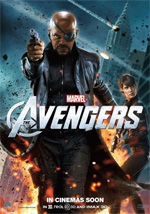 Poster The Avengers  n. 26