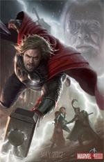 Poster The Avengers  n. 5