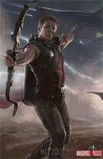 Poster The Avengers  n. 6
