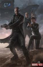 Poster The Avengers  n. 8