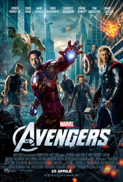 The Avengers 2012 Mymovies It